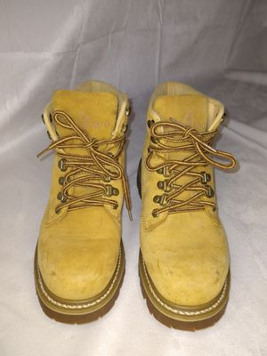 Steel Toe Work Boots Size 7.5 for Sale in Duluth, GA