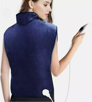 Morease Large Heating Pad, XXL Electric Heating Pad for Back Pain and Cramps Rel for Sale in Garden Grove, CA