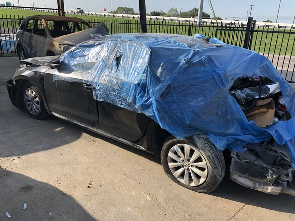 2015 Volkswagen Passat for parts