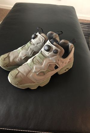 Reebok future insta pump fury for Sale in Pittsburgh, PA