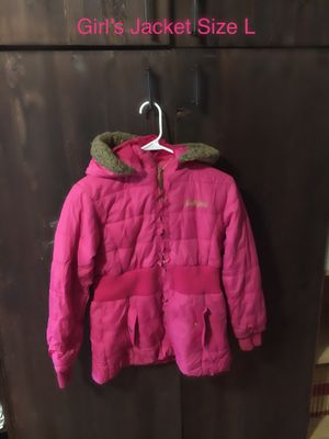 Girl's jacket - Size L for Sale in Summersville, WV