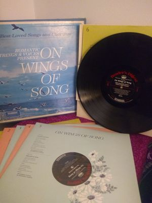 Wings of Songs for Sale in Bristow, VA