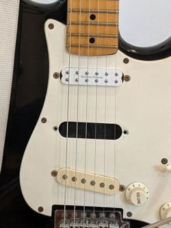Epiphone Strat-style Electric Guitar w/ Case, Stand, Upgraded+Orig Pickups for Sale in Glendale,  CA