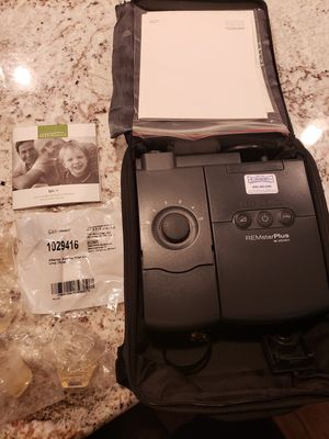 CPAP Machine! REMSTAR PLUS m SERIES. Never used! for Sale in San Marcos, CA