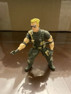 "2013 LANARD RECOIL 4"" ACTION FIGURE (AF101) COLLECTIBLE for Sale in Crandall, TX"