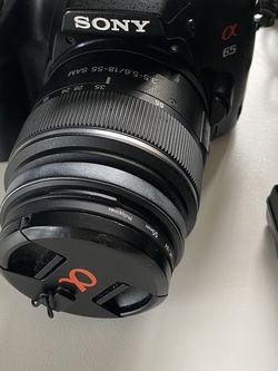 Sony A65 digital Camera for Sale in San Diego,  CA