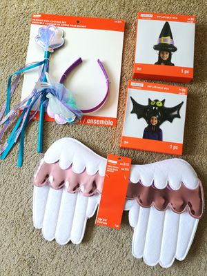 Assorted Holiday Kids Costume or Dress Up Lot for Sale in Sunnyvale, CA