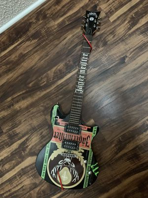 Guitar schecter rare special edition for Sale in US