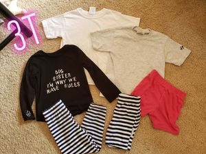 3T-5T Clothing for Sale in Burnsville, MN