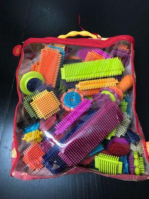 B you building block set in zipper bag for Sale in Fort Lauderdale, FL