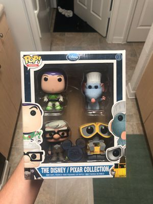 The Disney Pixar Collection D23 Expo Funko POP 200 pieces for Sale in Winter Park, FL