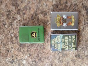 Zippo lighters for Sale in Laton, CA