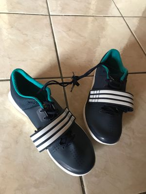 Adidas track jump spikes sz10 for Sale in Cerritos, CA