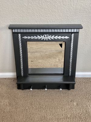 Updated Mirror with Shelf and Pegs for Sale in Longmont, CO