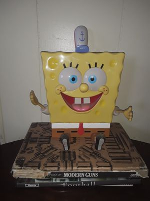 Spongebob Squarepants cookie container for Sale in Tucson, AZ