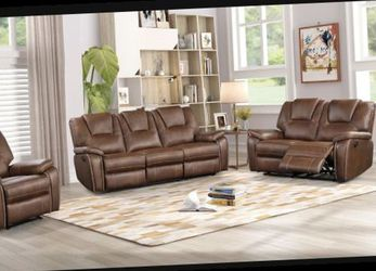 Sofá And Loveseat Power Recliner Price Firm for Sale in Ontario,  CA