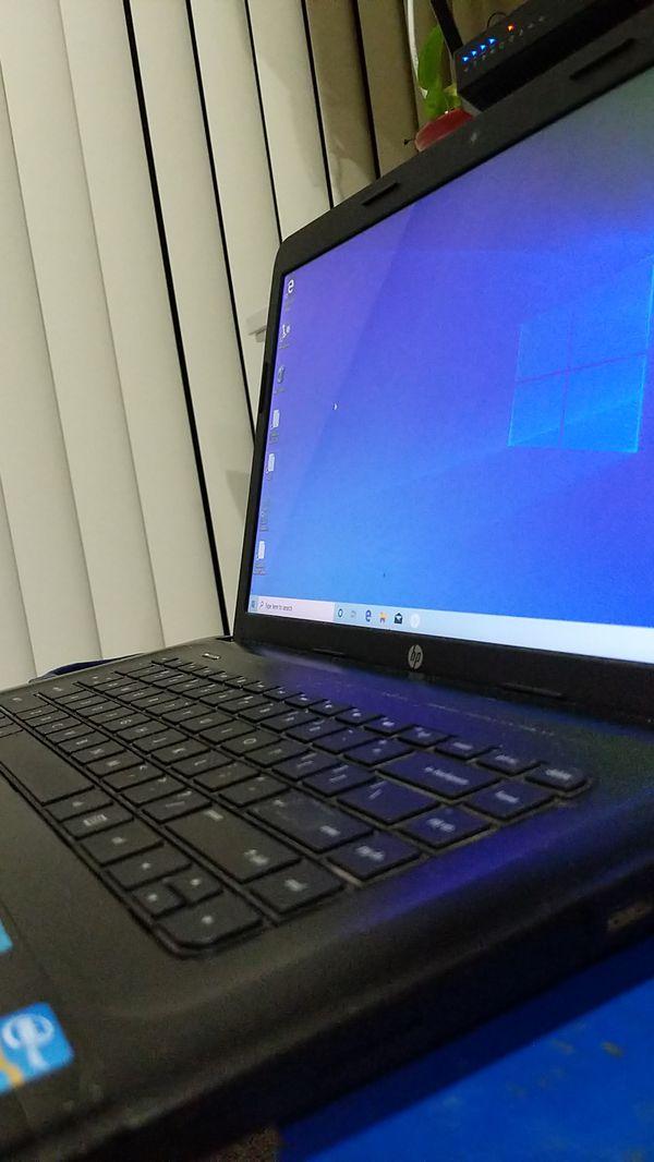 HP 2000 Notebook MU06 Laptop (Windows 10)