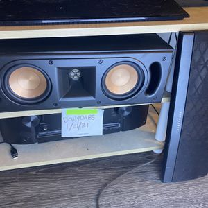 Klipsch RC42IIBL Center Speaker Black $100 for Sale in Los Angeles, CA