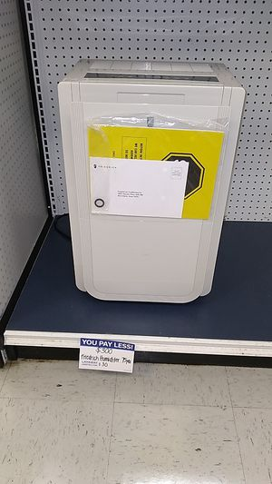 Friedrich humidifier 75pts for Sale in Houston, TX