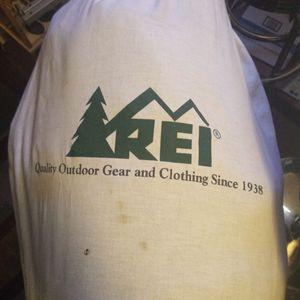 REI Sleeping Bag Polor Pod +20 for Sale in Tacoma, WA