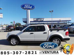 2010 Ford Explorer Sport Trac for Sale in Ventura, CA