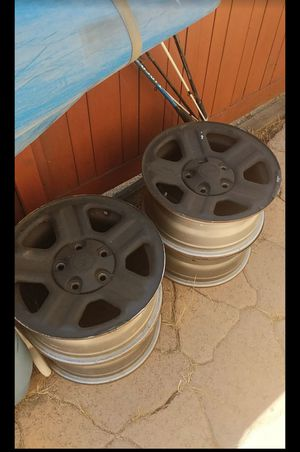 Jeep wheels rims for Sale in San Diego, CA