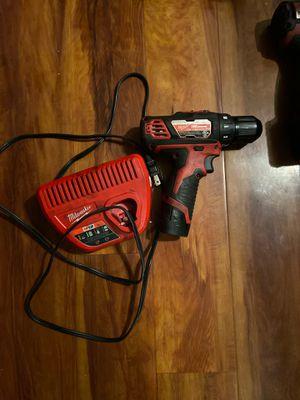 Milwaukee drill for Sale in Rialto, CA