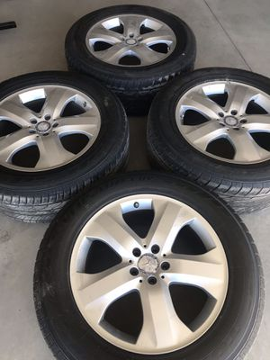 """19"""" tires and rims for Sale in Grimes, IA"""