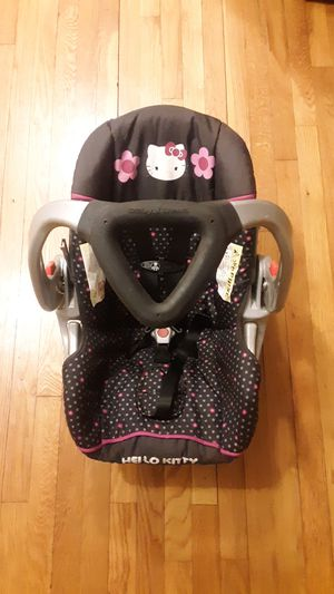 Hello Kitty and Peg Perego Infants car seat for Sale in Kensington, MD