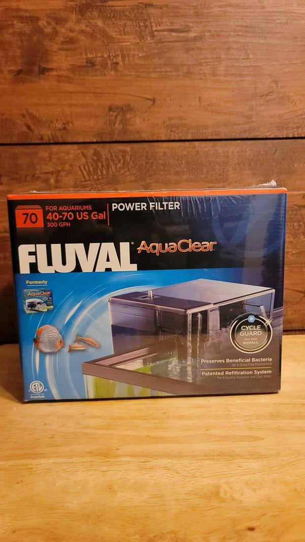 Fluval 70 filter for aquarium/fishtank