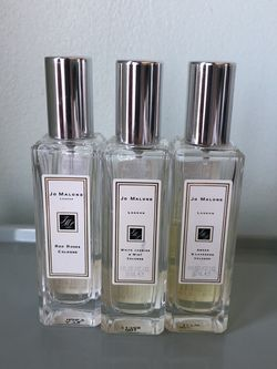 Jo Malone Perfumes In Three Scents for Sale in Secaucus,  NJ