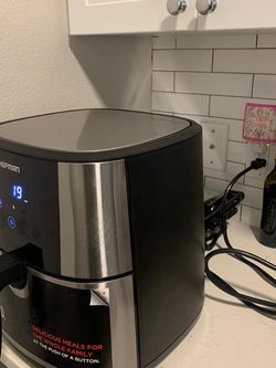 Chefman Digital Air Fryer 8 Qts for Sale in Reston,  VA