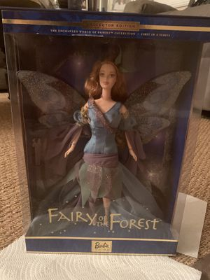 FAIRY OF THE FOREST BARBIE COLLECTOR EDITION BRAND NEW for Sale in Fontana, CA