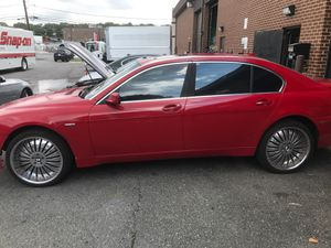 2002 745 BMW for Sale in Laurel, MD