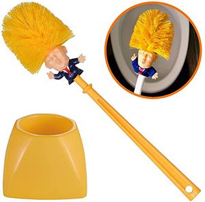 New Donald Trump Toilet Brush With Base for Sale in Hawthorne, CA