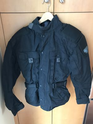 First gear Kilimanjaro jacket, men's medium, motorcycle jacket, worn once. 100$ for Sale in Chicago, IL