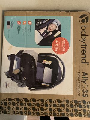 Baby Trend Ally 35 infant car seat for Sale in Kingwood, TX
