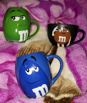 M and M Mugs for Sale in Mesa, AZ