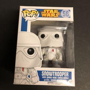 Funko Pop - Star Wars - Snowtrooper for Sale in San Antonio, TX