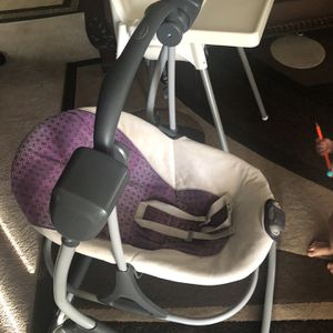 Baby-Swing-and-chairs for Sale in Avondale, AZ