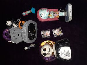 Nightmare Before Christmas globe lot for Sale in Rialto, CA