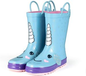 New Unopened Girl Rain Boots Size 12 for Sale in Orlando, FL