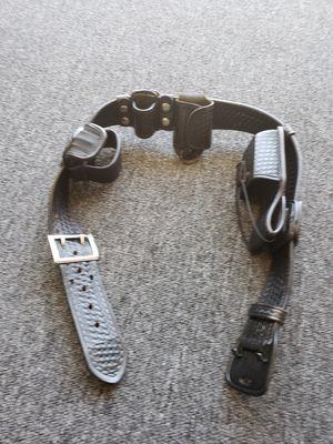 Security law enforcement belt for Sale in La Mirada, CA