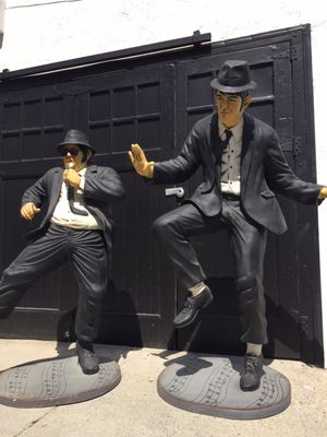 Blue Brothers Statue for Sale in Los Angeles, CA