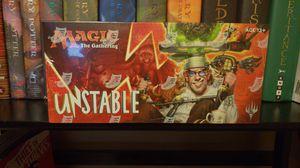 MTG Sealed Unstable Boodter Box for Sale in Detroit, MI