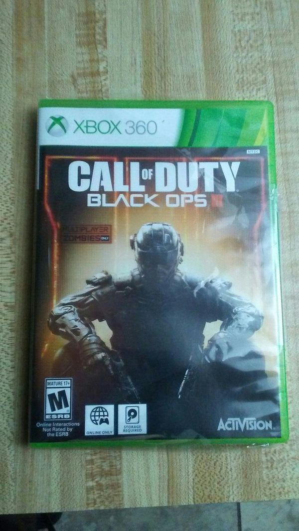 Call of Duty Black Ops III for X-Box 360