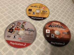 ps2 games lot for Sale in Poway, CA