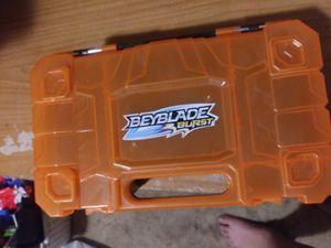 beyblade box for Sale in Fresno, CA