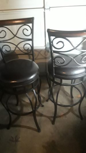 Barstools 2 for Sale in Modesto, CA