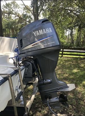 Yamaha four stroke 115 for Sale in Kissimmee, FL